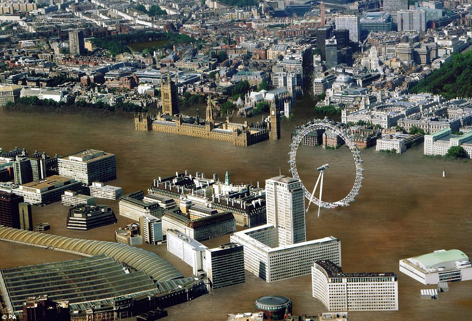 British Government Waste On Science Fiction Co2 Insanity